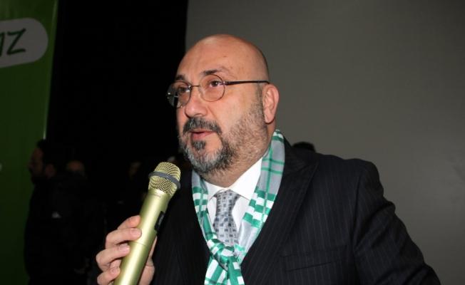 Mustafa Bozbağ, öğrencilerle bir araya geldi