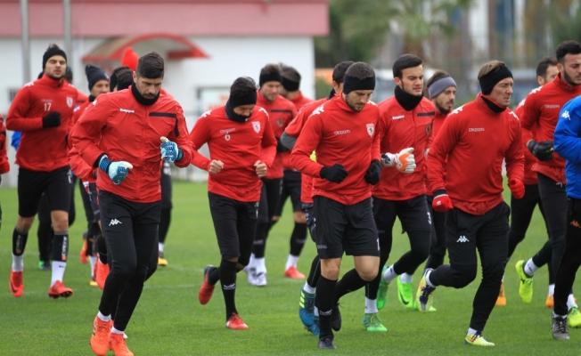 Samsunspor'da futbolcuların serbest kalma tehlikesi
