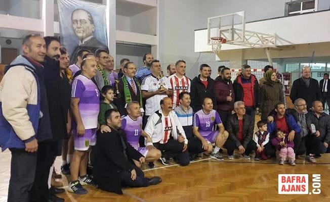 Türk Eğitim Sen Öğretmenler Arası Voleybol Turnuvası Sona Erdi