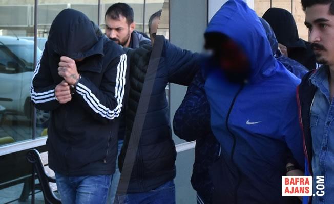 Uyuşturucu Operasyonunda Gözaltına Alınan 4 Şüpheliden 3'ü Tutuklandı