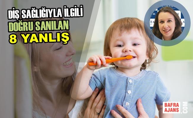 Diş Sağlığıyla İlgili Doğru Sanılan 8 Yanlış