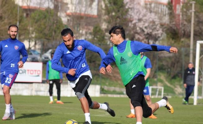 Kardemir Karabükspor'da Osmanlıspor maçı hazırlıkları başladı
