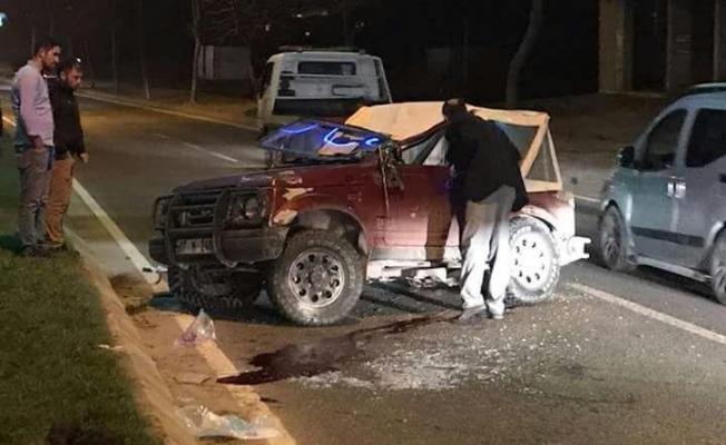 Ordu'da otomobil ile cip çarpıştı: 1 ölü, 1 ağır yaralı
