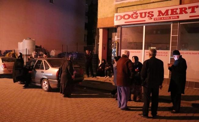 Bolu'da 4,7 büyüklüğünde deprem