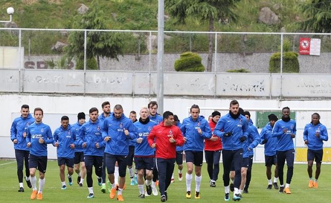 Trabzonspor, Demir Grup Sivasspor maçına hazır