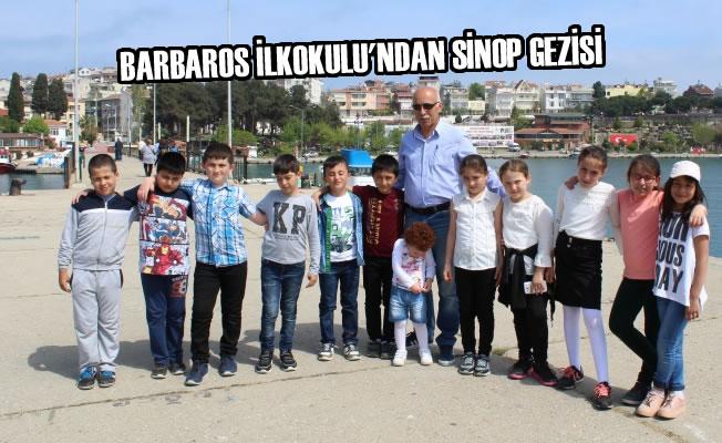 Barbaros İlkokulu'ndan Sinop Gezisi