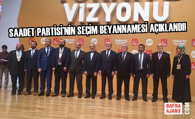 Saadet Partisi Adayları Ankara'da!