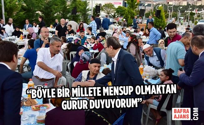 """Başkan Şahin: """"Bu Ülke Kolay Kazanılmadı"""""""