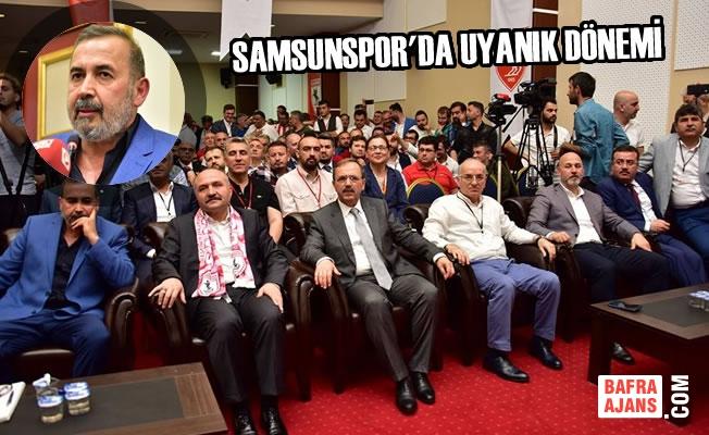 Samsunspor'un şirketleşmesi kararı alındı