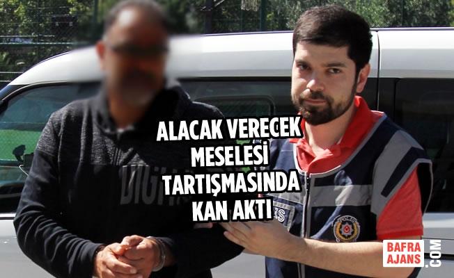 Samsun'da Silahlı Kavga; 2 Kişi Yaralı