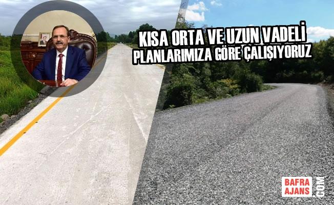 """Başkan Zihni Şahin:  """"4 Ayda Önemli Hizmetler Hayata Geçti"""""""