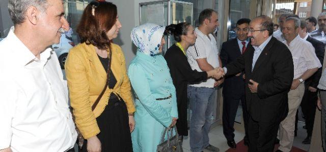 Ak Parti Haziran Ayı Merkez İlçe Danışma Meclisi Toplantısı Yapıldı