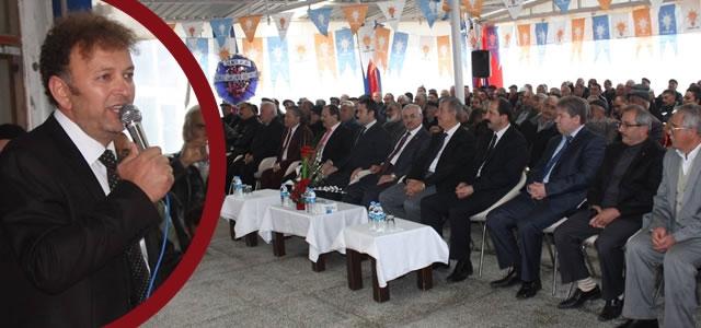 Ak Parti Yakakent İlçe Kongresi Yapıldı