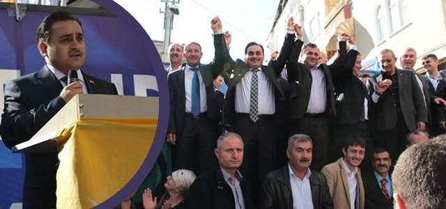 AK Parti'li Aydın Akkurt'tan Basın Açıklaması