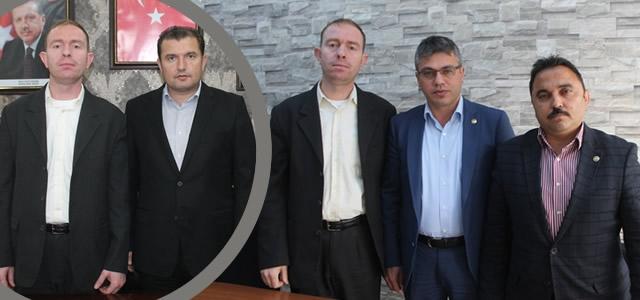 Altınova Gazetesi Sahibi Söylemez; İletişim Turunda