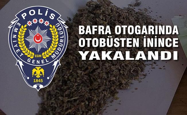 Samsun'da Uyuşturucu Operasyonu; 3 Şüpheli Yakalandı