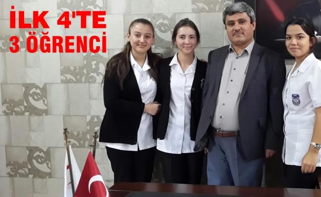 Bafra İbn-i Sina Mesleki ve Teknik Anadolu Lisesinden Büyük Başarı
