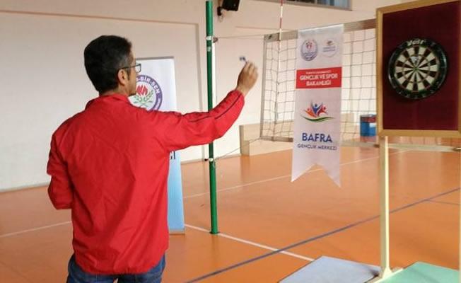Eğitim- Bir-Sen'den 24 Kasım Öğretmenler Arası Dart Turnuvası