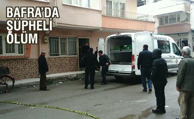 Hacınabi Mahallesindeki Evinde Ölü Bulundu