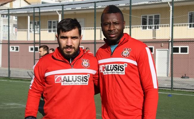 Baran ve Razak 1930 Bafraspor'a Transfer Oldu