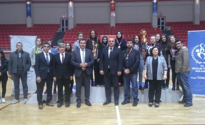 Bafra Fen Lisesi; Samsun İl Turnuvası'nda Satrançta İl Birincisi