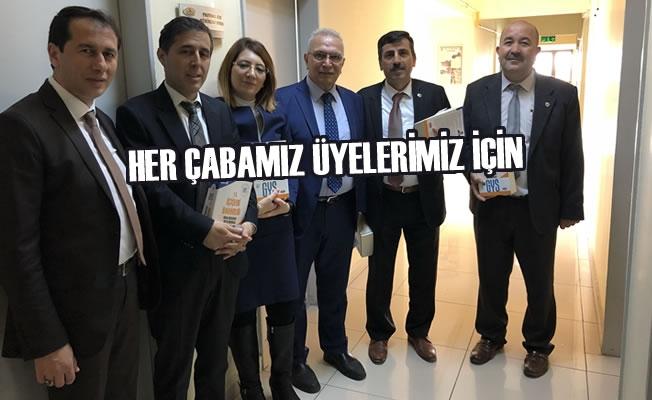 """Mustafa Karabiber; """"Söz Verdik Yapıyoruz"""""""