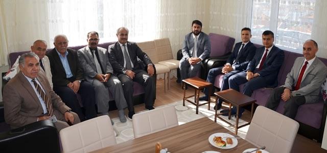 Bafra'da Yaşlı Yaşam Evleri Açıldı