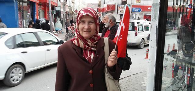 Bafra'nın Bağımsız Başkanı Adayı; Zeynep Çiçek