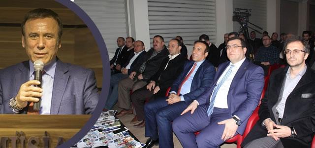 Başkan Genç; 'Belediye Başkanı CEO Gibidir'
