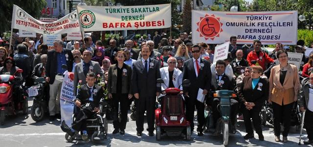Başkan Şahin'in Dünya Engelliler Günü Mesajı