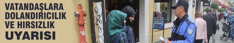 Samsun'da Emniyet Müdürlüğünden Dolandırıcılık Uyarısı