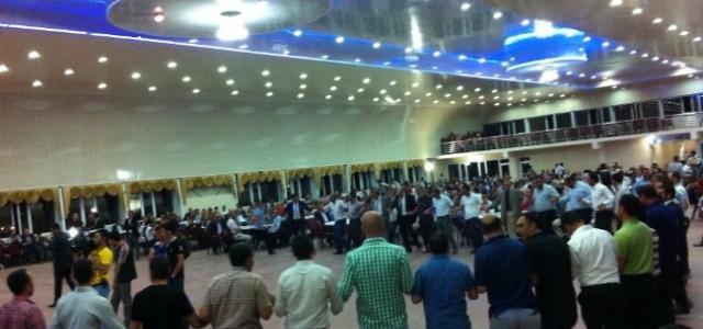 Bitlis'te Düğün Salonları Ramazan Sonrasındaki Düğün Maratonuna Hazır
