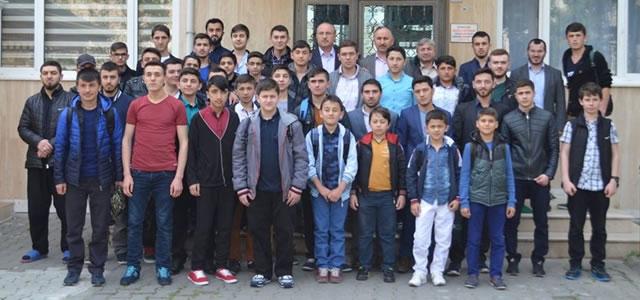 Büyük Cami Kur'an Kursu'ndan Kültür Gezisi