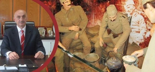 Çanakkale 100.Yıl Gezici Müzesi Karadeniz'de