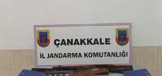 Çanakkale'de Tefeci Operasyonu