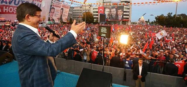 """Davutoğlu; """"Samsun tarihin sembol şehirlerinden biridir"""""""