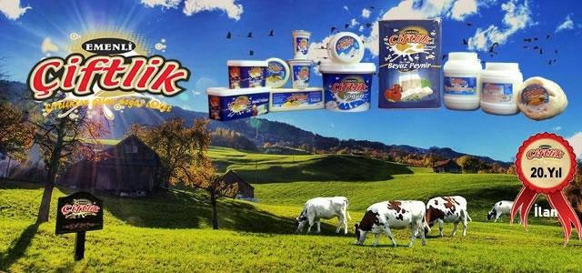Emenli Çiftlik Süt Ürünleri Kârını Dağıtıyor