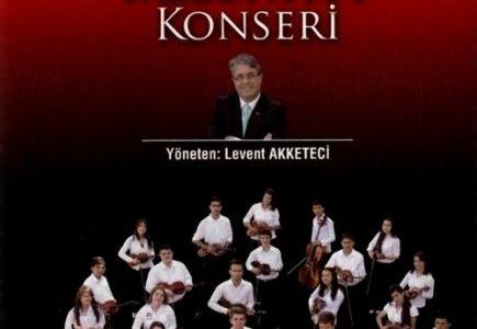 Erzurum Güzel Sanatlar Lisesi Yılsonu Orkestra Konseri