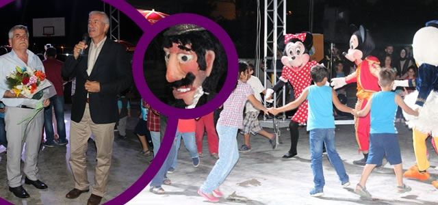 Gürcistan Devlet Çocuk Tiyatrosu Alaçam'da