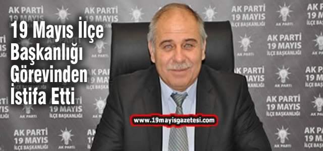 İbrahim Eren; 19 Mayıs Belediye Başkan Aday Adayı