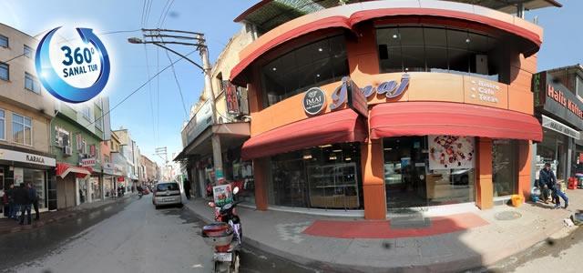 İmaj Bristro & Cafe 360 Derece Sanal Tur Uygulaması