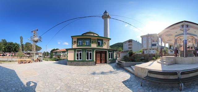 Kolay Merkez Camii; Sanal Tur Uygulaması