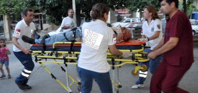Nazilli'de Trafik Kazası; 1'i Ağır 2 Yaralı