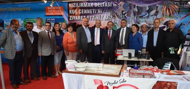 Samsun; Ankara'daki Tanıtım Günlerinde Buluştu