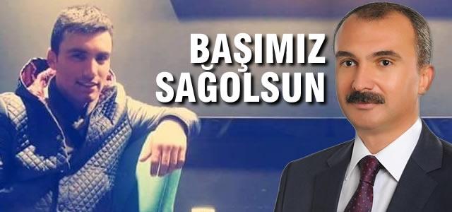 Samsun Milletvekili Orhan Kırcalı'dan Taziye Mesajı