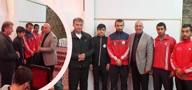 Samsun'da '2014 Yılı En'leri' Ödüllendirildi