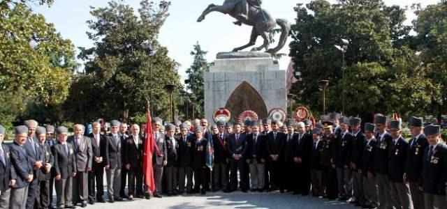 Samsun'da Gaziler Günü Töreni