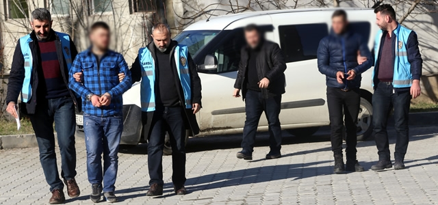 Samsun'da Silahlı Bıçaklı Kavga: 2 Yaralı