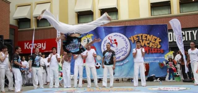 Samsunlu Capoeıracılar Türk Sporu İçin Seferber Oldu