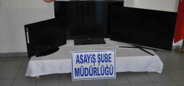Şanlıurfa'da Hırsızlık Zanlıları Yakalandı